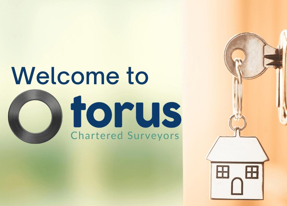 Welcome to Torus Chartered Surveyors