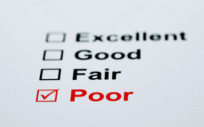 What to do after a bad house survey