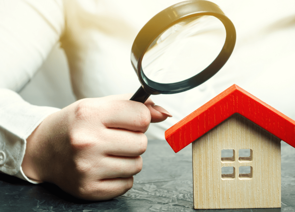 What does a home valuation involve?