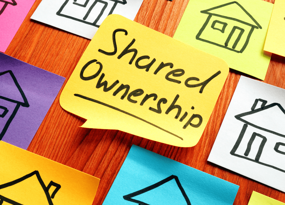 shared ownership valuation post it notes